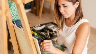 Billedmaleri for voksne