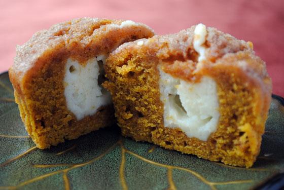 græskar muffin