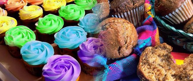 Hjemmelavede muffins
