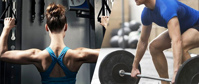 Styrketræning er sundt for krop og sind